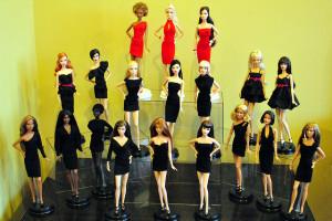 Fashion , 6 Little Black Dress Barbie : barbie little black dress collection