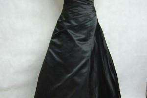 Fashion , 6 Long Black Dresses For A Wedding : black dress for a wedding reception