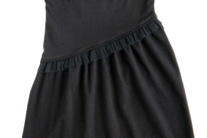 Fashion , 4 Black Little Girl Dresses : black flower girl dresses