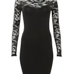Black Lace Dress With Long Sleeves , 9 Black Lace Dress With Long Sleeves In Fashion Category