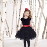 black little girl dresses , 4 Black Little Girl Dresses In Fashion Category