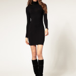 black turtleneck dress , 7 Long Black Turtleneck Dress In Fashion Category