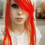 blonde emo hair color , 7 Emo Hairstyles For Girls With Long Hair In Hair Style Category