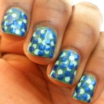 blue prom nail art , 6 Blue Prom Nail Designs In Nail Category