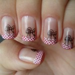 bow nail design , 7 Bow Nail Designs In Nail Category