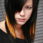 brown emo haircuts , 6 Emo Hairstyles For Girls With Brown Hair In Hair Style Category