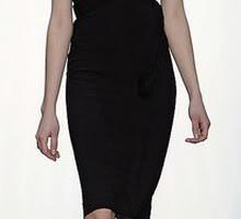 220x584px 10 Calvin Klein Little Black Dress Picture in Fashion