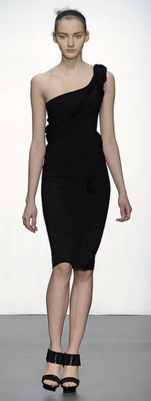 10 Calvin Klein Little Black Dress in Fashion