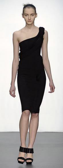 10 Calvin Klein Little Black Dress in Fashion
