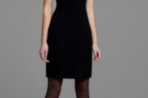 394x640px 10 Calvin Klein Little Black Dress Picture in Fashion