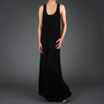 casual long black dress , 9 Casual Long Black Dress In Fashion Category