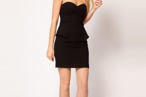 Fashion , 7 Inexpensive Little Black Dress : cheap little black dresses