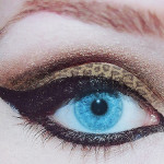cheetah eye makeup inspiring , 7 Cheetah Inspired Eye Makeup In Make Up Category