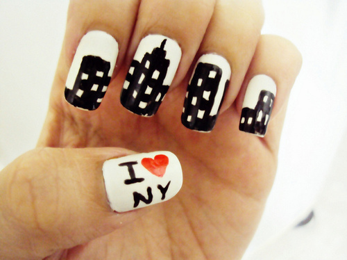 6 Cool Nail Designs Tumblr in Nail