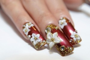 Nail , 6 Prom Nail Designs : cool prom nail ideas