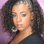 cornrows hairstyles for black women , 6 Cornrow Hairstyles For Black Girls In Hair Style Category