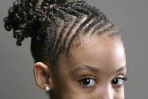 Hair Style , 7 Braided Hairstyles For Little Black Girls : cute Girls Hairstyles