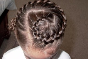 Hair Style , 7 Braided Hairstyles For Little Black Girls : cute braided hairstyles for little girls