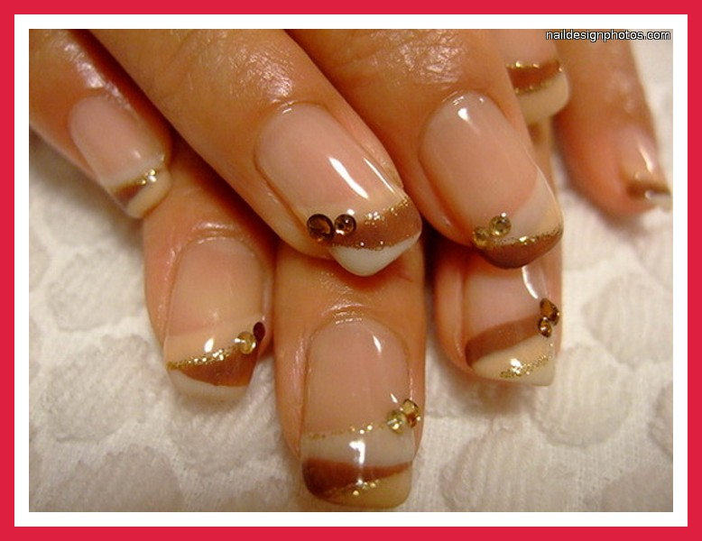 6 Cute Acrylic Nail Designs in Nail