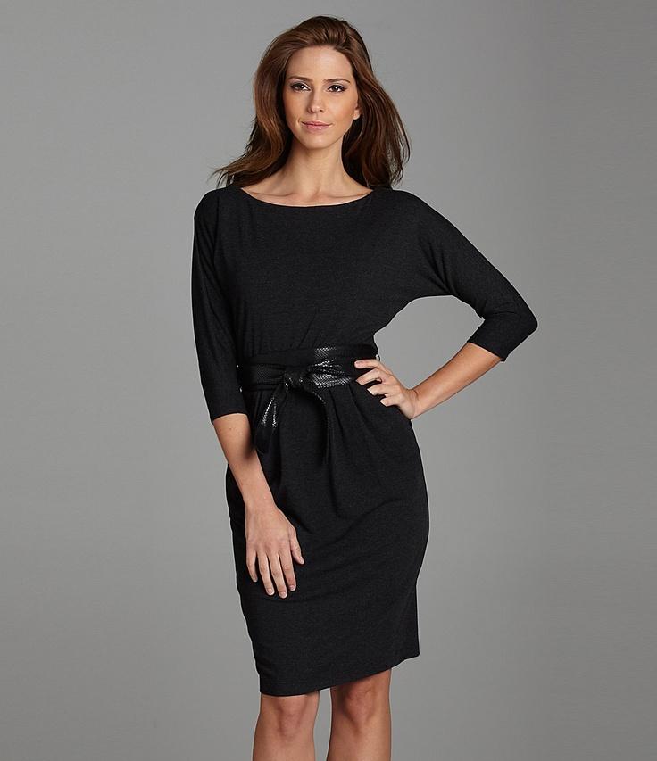 dillards black dress 6 dillards black