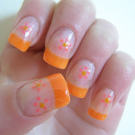 do easy nail art short nails , 3 Simple Nail Art Designs For Short Nails In Nail Category