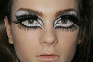 Make Up , 7 Twiggy Eye Makeup : dramatic twiggy eye makeup