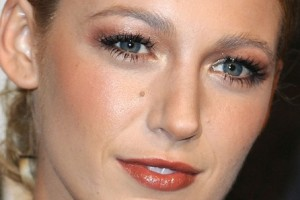 446x626px 4 Blake Lively Eye Makeup Picture in Make Up