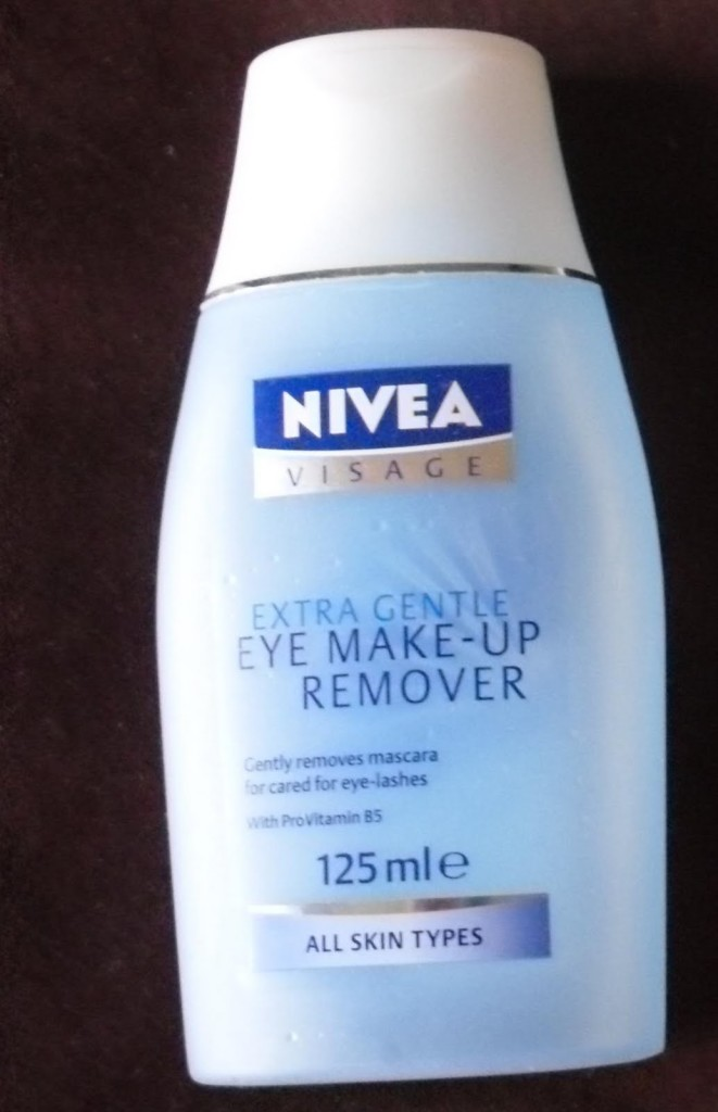 4 Nivea Eye Makeup Remover Product in Make Up