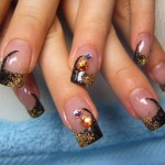 fake gel nail designs , 6 Gel Nail Design Ideas In Nail Category