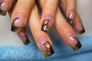 Nail , 6 Gel Nail Design Ideas : fake gel nail designs