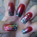 freehand nail art designs 1 , 6 Freehand Nail Art Designs In Nail Category