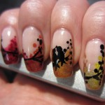 freehand nail art designs 6 , 6 Freehand Nail Art Designs In Nail Category
