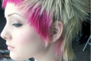 Hair Style , 5 Emo Hairstyles For Girls With Short Hair : funky Short Emo Hairstyles