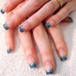 gel nail art , 6 Gel Nail Design Ideas In Nail Category