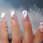 gel nail art style , 6 Gel Nail Design Ideas In Nail Category