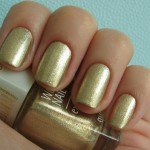 gols sparkles nails polish , 6 Gold Nail Polish Ideas In Nail Category