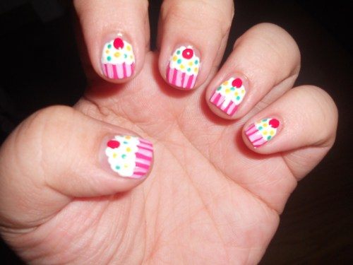 6 Easy Nail Designs Tumblr in Nail