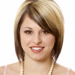 haircuts that make face look slimmer , 4 Short Hairstyles For Fat Women With Round Faces In Hair Style Category