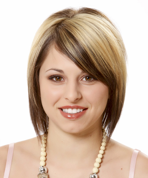 Haircuts That Make Face Look Slimmer Short Hairstyles For Fat - Hairstyle for round face to look slim