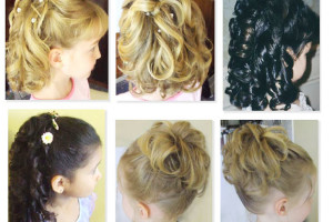 728x594px Hairstyles For Junior Bridesmaids Picture in Hair Style