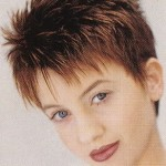hairstyles short shaggy , 5 Spiky Short Hairstyles For Women In Hair Style Category
