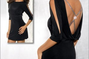 Fashion , 7 Hot Little Black Dress : hot party dresses