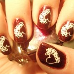 Hot Valentine's Day Nail Designs , 7 Valentines Day Nail Designs In Nail Category