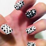 how to do polka dot nail designs , 8 Polka Dot Nail Designs In Nail Category