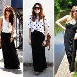 how to wear a long black maxi dress , 6 Trick How To Wear A Long Black Maxi Dress In Fashion Category