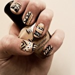 inspiring nails picture , 6 Cool Nail Designs Tumblr In Nail Category