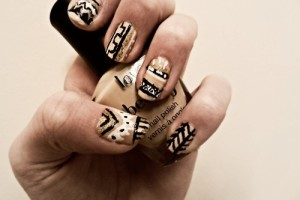 Nail , 6 Cool Nail Designs Tumblr : inspiring nails picture