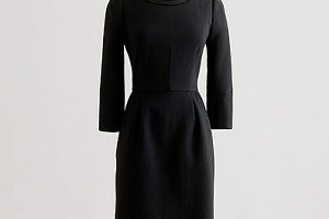 Fashion , 12 Photos Of J Crew Little Black Dress : j crew little black dress 6