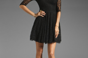 Fashion , 7 Photos Of Plauren Conrad Little Black Dress : lauren conrad little black dress 4
