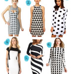 little black and white dress , 10 Little Black And White Dress In Fashion Category
